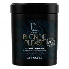 JF belilo za lase VIOLA (Polvere Decolorante) 500g